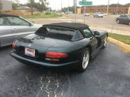 dodge sports car 1995 dodge viper sports car city fl seth lee corp