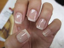 best 25 american manicure nails ideas on pinterest american
