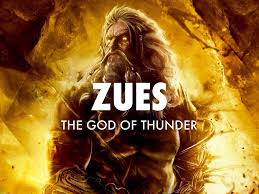 Seeking Zeus The Mighty Zeus And Wrathful Poseidon By Christian