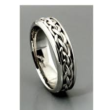 braided band men s braided white gold band samuel jewels wedding bands for
