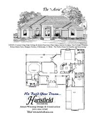 see example custom home floor plans from hartsfield construction