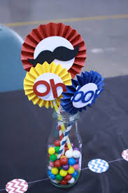 Baby Shower Centerpieces Boy by Best 25 Mustache Centerpieces Ideas On Pinterest Mustache Party