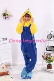 Cheap Halloween Costumes Pajamas Minions Compare Prices Halloween Costume Minion Shopping