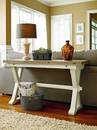 4 small drop leaf console table solutions for small living rooms