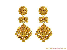 beautiful gold earrings images hanging gold earrings designs look with beautiful earrings