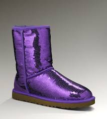 ugg womens glitter boots free shipping ugg sparkles 3161 boots purple