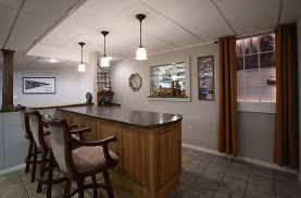 dainty woden mini bar table along kitchen mini bar designs kitchen
