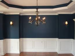 molding for the dining room wall formal dining room recessed