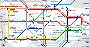 London Canada Map by Things To Keep In Mind When Designing A Transportation Map