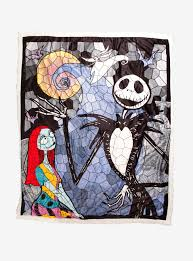 the nightmare before sally stained glass sherpa