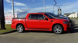 2009 Ford Explorer Used 2009 Ford Sport Trac Adrenalin Package At Airdrie Chrysler