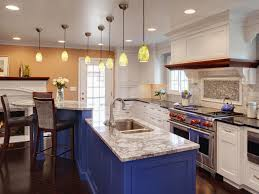 kitchens with different colored islands luxury island kitchen meaning taste