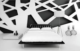 Black And White Bedroom Interior   Bedroom Black And White - Black and white bedroom interior design