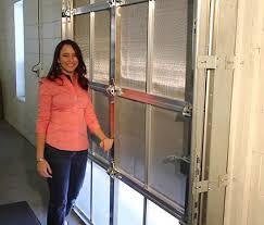 Loading Dock Air Curtain Screen Doors U0026 Loading Dock Equipment Gateway Door Company