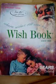 wish catalog vintage sears 2000 christmas wishbook catalog sears christmas