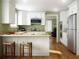 Custom White Kitchen Cabinets Furniture Modern Semi Custom Kitchen Cabinets Inovative Corner