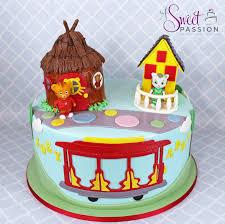 daniel tiger cake daniel tiger cake sweet cakery