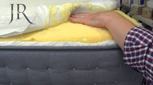 Pillow Tops Preventing A Memory Foam Mattress From Sagging Youtube