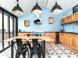 creer ma cuisine creer ma cuisine creer ma cuisine bois brut et style industriel