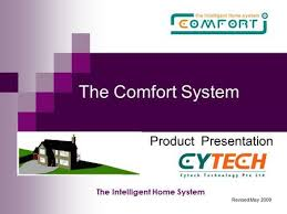 What Is Comfort Colors The Comfort System Product Presentation The Intelligent Home