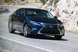 2017 lexus es 300h hybrid test review