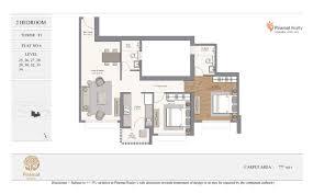 777 Floor Plan by Piramal Revanta Piramal Realty At Mulund West Mumbai