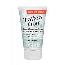 tattoo goo deep cleansing soap superdrug