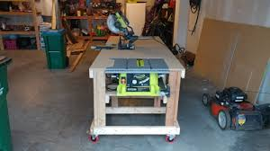 table saw workbench plans planning to build a workbench area need a lot of advice