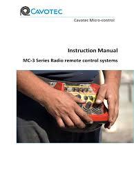 man 07 007 mc 3 series instruction manual pdf battery charger