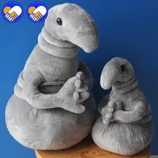 Waiting Memes - new alien tubby plush toy zhdun homunculus loxodontus the toy is