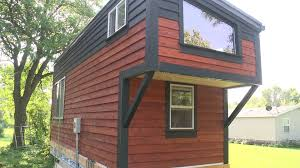 iowa man builds tiny house of his dreams whotv com