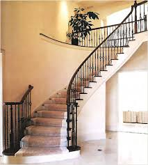 the advantages and disadvantages from wrought iron stair rails