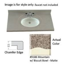 Bathroom Vanity Tops 43 X 22 Us Marble Designer White Cultured Marble Integral Single Sink