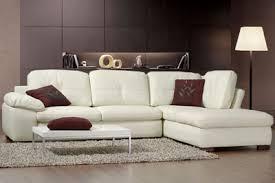 canapé d angle en cuir blanc avis sur canapé d angle cuir blanc sofrano ishopyoushop