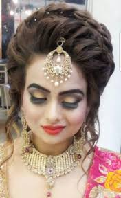 bridal makeup classes da grace parlour photos mullanpur ludhiana pictures