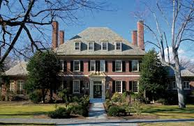 Colonial Revival Homes by An Old House Tour Of Guilford Maryland Old House Restoration