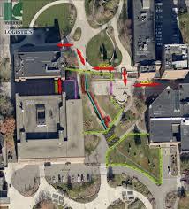 Rit Campus Map The Quarter Mile Finance U0026 Administration