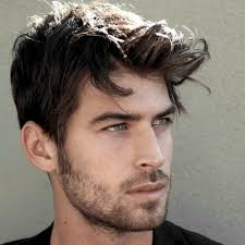 haircuts for slim faces men keyword image title hairstyles for men with long faces