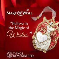 make a wish foundation ornaments to decorate your tree this