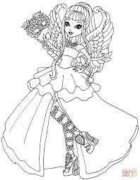 briar beauty coloring pages creativemove