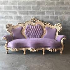 Horsehair Sofa Antique Sofas U0026 Chaises 1900 1950 Ebay