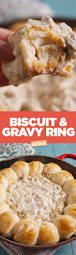 cooking biscuit and gravy ring u2014 biscuit and gravy recipe how to video