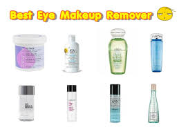 what is the best eye makeup remover asianfashion us