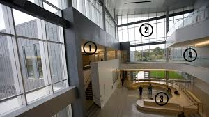 A Place Deaf Gallaudet S Brilliant Surprising Architecture For The
