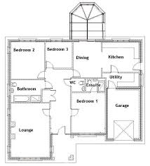 best bungalow floor plans 3 bedroom bungalow floor plan ideas great plans for best of design