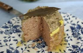 cuisiner le foie pâté de foie de volaille de mon papa mademoiselle cuisine