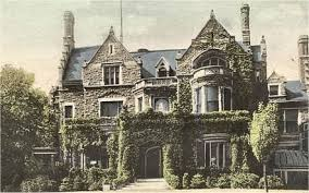 gothic victorian house stone gothic house samuel hannaford solo again ghost story