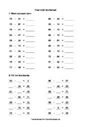 math worksheet with one unknown u2013 planet psyd