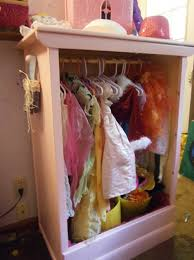 toddler dress up closet home design ideas