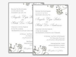 wedding invitation templates microsoft word u2013 diabetesmang info